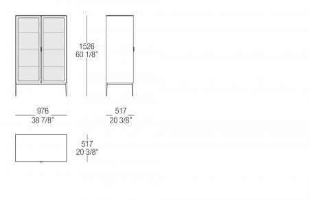 High sideboard